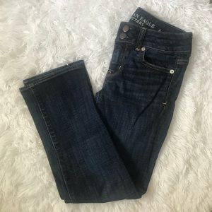 American eagle boot cup jeans👖